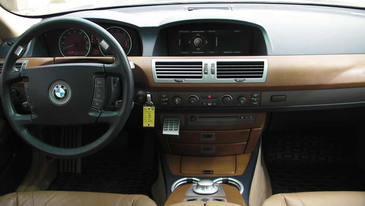 BMW 745i